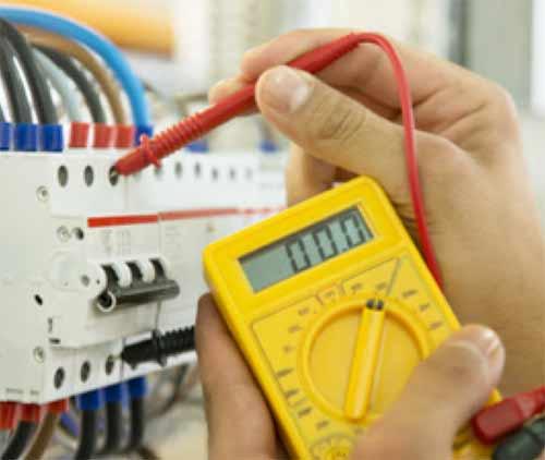Testing electrical circuits