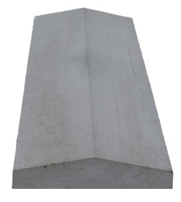 Coping or cap stone