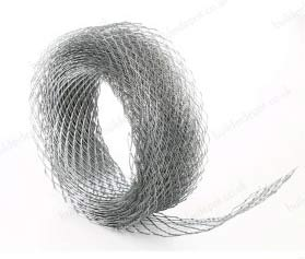 Expanded metal lath wire