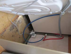 Appliances are a likely source of water leaks in your kitchen or bathroom