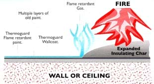 Guide To Intumescent Paint And Fire Retardant Paint And