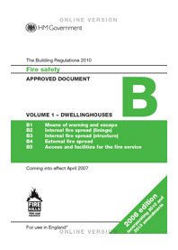 Approved Document B - Fire Safety