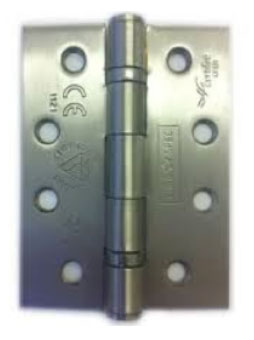 CE approved hinge for fire door