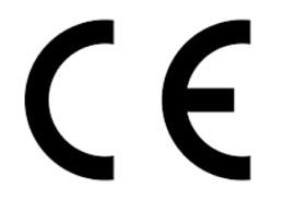 CE mark of European Conformity