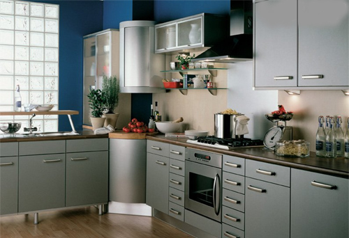 Modern Contemporary Kitchen Units