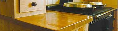 Wooden Work Top