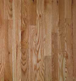 "Colonial Red Oak<br>3/4"" x 3 1/4"""