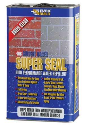 Super Seal wall sealer