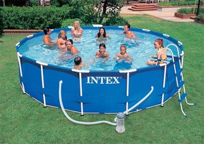 How to add a paddling pool set up an above ground or for Garden paddling pools