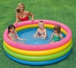 Traditional paddling pool