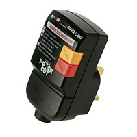 RCD plug adaptor