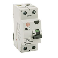 RCD - Residual Current Device