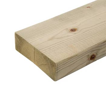 6x2 inch timber