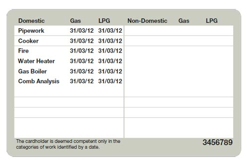 Gas Safety And Gas Installation Regulations For Appliances