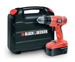 Black and Decker 18 Volt drill driver