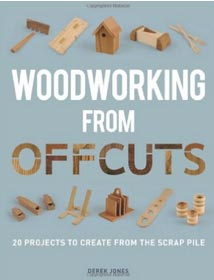 Woodworking from offcuts book