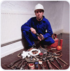 Getting a quote from a tradesman