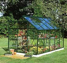 An example of a typical Greenhouse