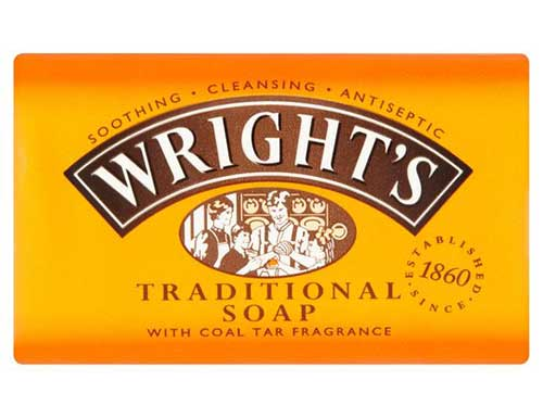 Wright's traditional soap bar
