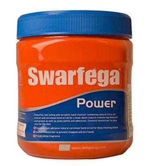 Swarfega Natural hand cleaner