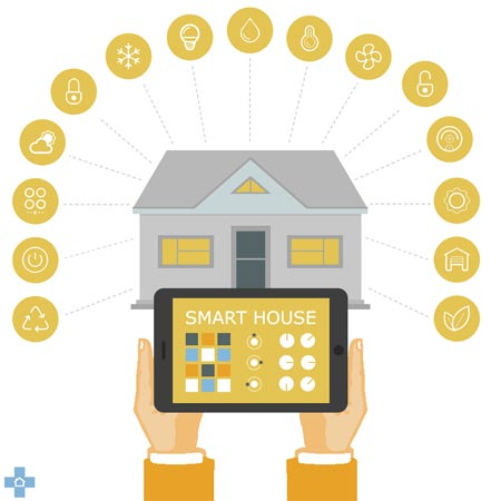 The things that a home automation system can do