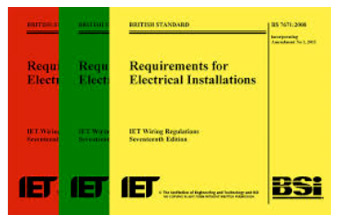 Brilliant 17Th Edition Wiring Regulations And The Iet Electrical Regulations Wiring Cloud Nuvitbieswglorg