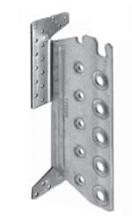 Concealed beam hanger