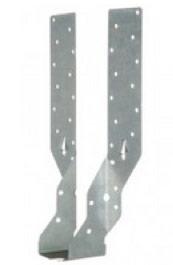 A Jiffy Timber face fix joist hanger