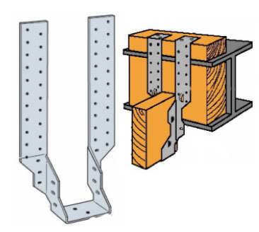 Long Legged joist hanger