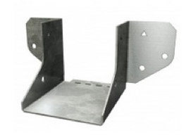 Mini square section joist hanger