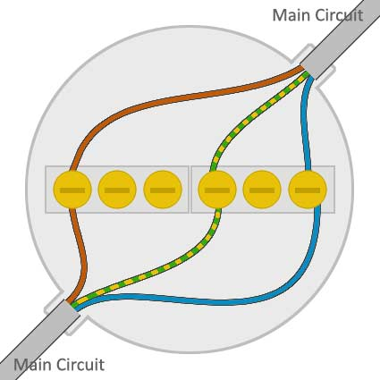 junction box wiring diagram