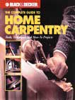 Home Carpentry book available from Amazon