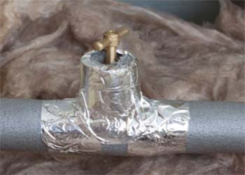 Insulating and isolation tap