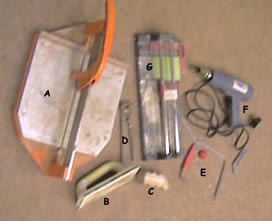 Essential Tools for Tiling a Floor