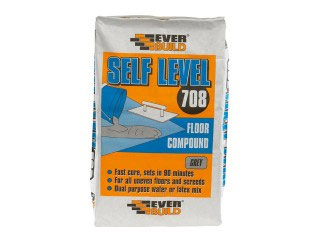 Self levelling floor compound available in our store
