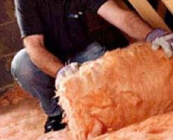 Increasing loft insulation to meet building regulations