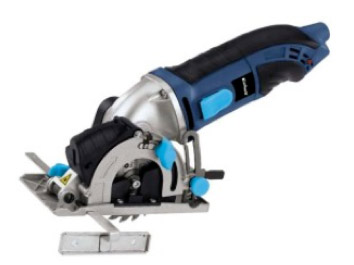 Use a circular saw for cutting loft boards