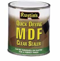 Rustin's MDF Clear Seal