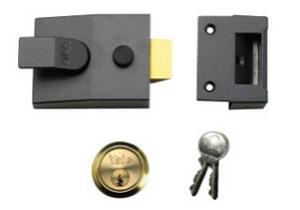 60mm Backset Nightlatch