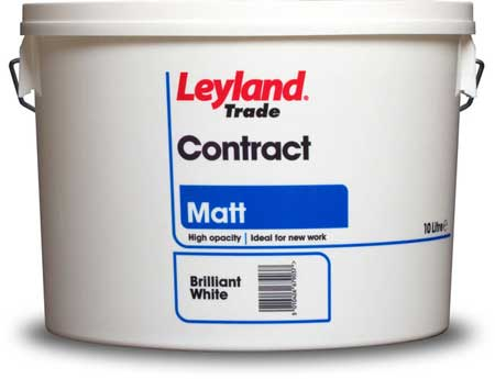 Standard matt emulsion paint