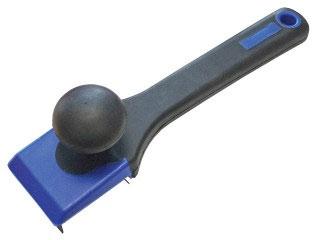 General purpose wood scraper