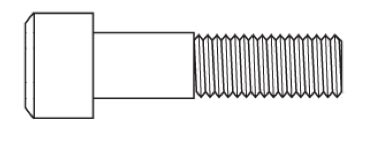 A Machine Screw