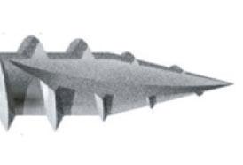Type 17 point screw tip