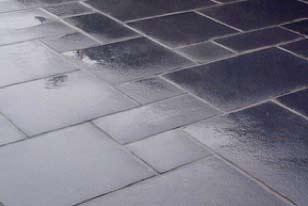 Natural Slate paving slab