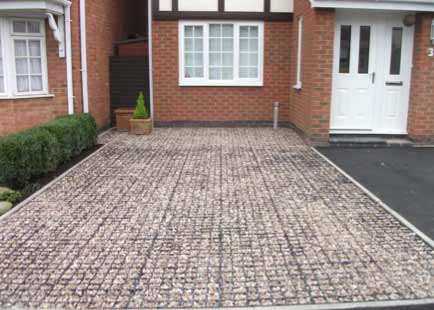Permeable Driveways and Patios Including how and why you