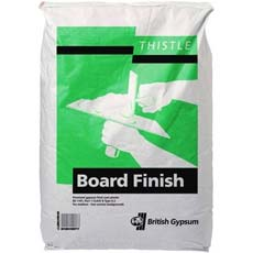 Board Finish plaster