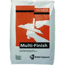Multi-Finish plaster