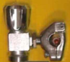 Self Cutting Valve