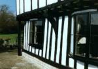 Traditional timber framed windows