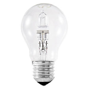 A common Halogen Bulb